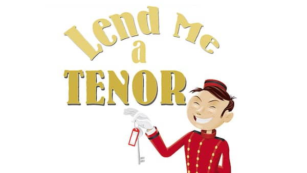 'Lend Me a Tenor' kicks off this week at Ocean State Theatre