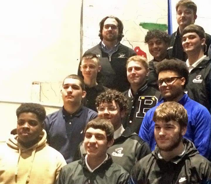 Pilgrim High School, Football Team, Division III, Super Bowl Champions-2019
