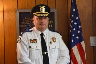 [CREDIT: WPD] WPD Col. Rick Rathbun has retired after 25 years of service with the Warwick Police Department.